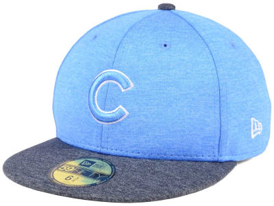 Chicago Cubs New Era 2017 MLB Kid's Father's Day 59FIFTY Cap