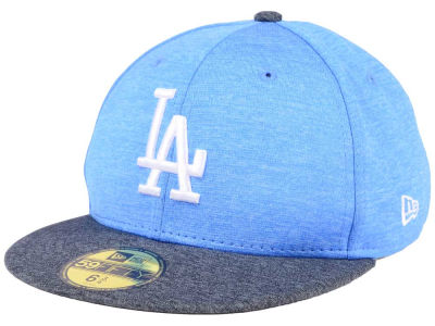 Los Angeles Dodgers New Era 2017 MLB Kid's Father's Day 59FIFTY Cap