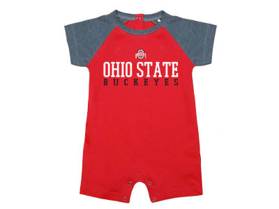 Ohio State Buckeyes NCAA Infant Dale Romper