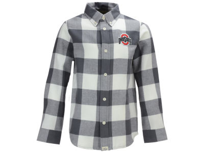 Ohio State Buckeyes NCAA Youth Nicolas Button Up