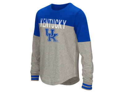 Kentucky Wildcats Colosseum NCAA Girls Baton Long Sleeve T-Shirt