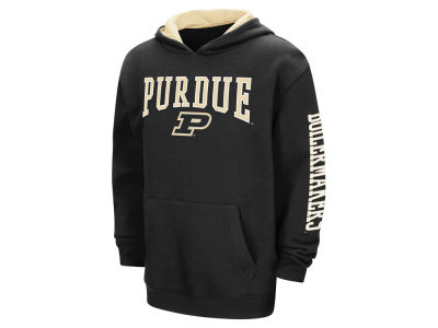 Purdue Boilermakers Colosseum NCAA Youth Zone Pullover Hoodie