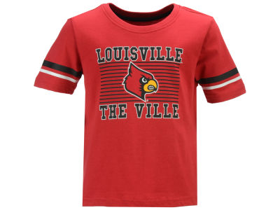 Louisville Cardinals Colosseum NCAA Toddler Qualifier T-Shirt