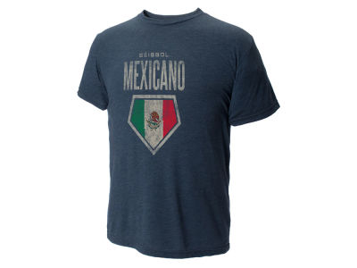 Mexico MLB Men's World Baseball Classic International T-Shirt
