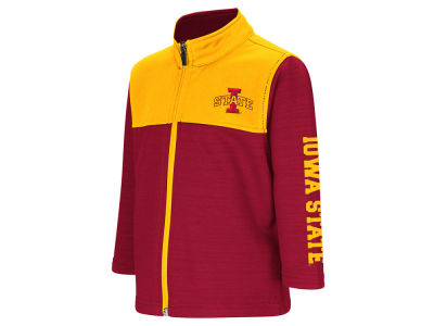 Iowa State Cyclones Colosseum NCAA Toddler Clutch Full Zip Jacket