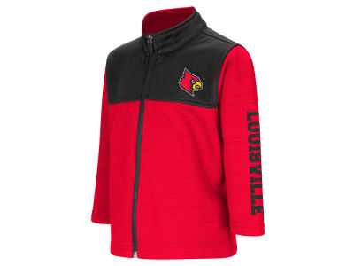 Louisville Cardinals Colosseum NCAA Toddler Clutch Full Zip Jacket
