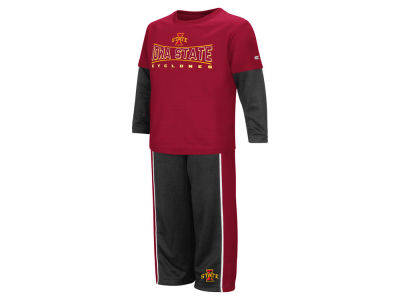 Iowa State Cyclones Colosseum NCAA Toddler Pointer Pant Set