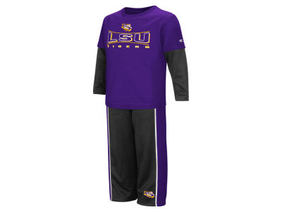 LSU Tigers Colosseum NCAA Toddler Pointer Pant Set