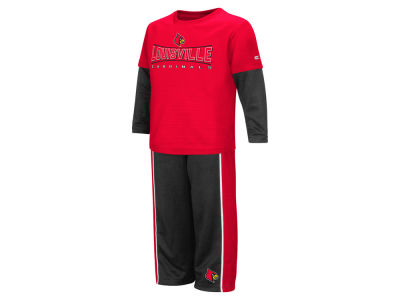 Louisville Cardinals Colosseum NCAA Toddler Pointer Pant Set