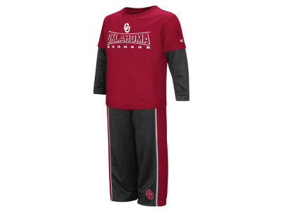 Oklahoma Sooners Colosseum NCAA Toddler Pointer Pant Set