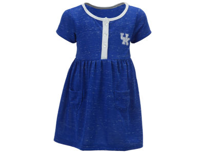 Kentucky Wildcats Colosseum NCAA Newborn Girls Triple Jump Dress
