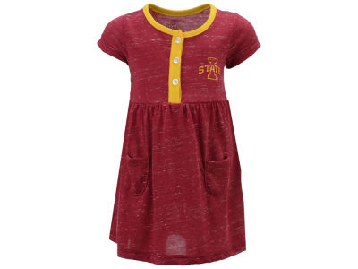 Iowa State Cyclones Colosseum NCAA Infant Girls Triple Jump Dress