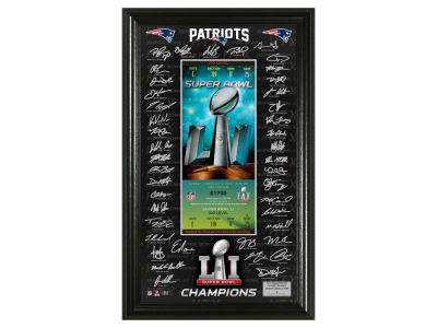 New England Patriots Ticket Mint Event