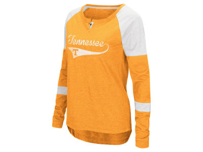Tennessee Volunteers Colosseum NCAA Women's Routine Long Sleeve T-Shirt