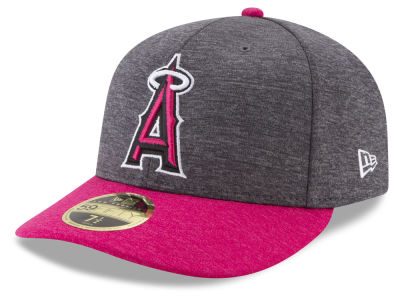 Los Angeles Angels New Era 2017 Mothers Day Low Profile 59FIFTY Cap