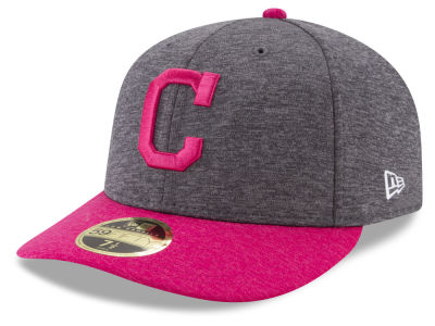 Cleveland Indians New Era 2017 Mothers Day Low Profile 59FIFTY Cap
