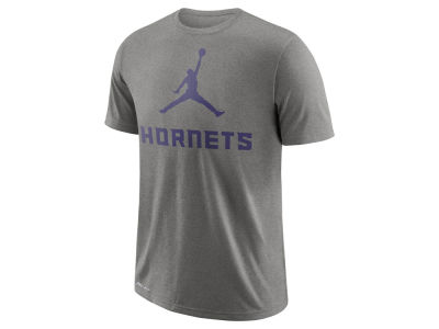 Charlotte Hornets Jordan NBA Men's Swoosh Legend Team T-Shirt