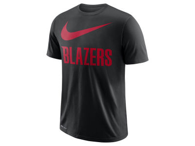 Portland Trail Blazers Nike NBA Men's Swoosh Legend Team T-Shirt