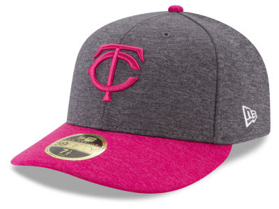Minnesota Twins New Era 2017 Mothers Day Low Profile 59FIFTY Cap