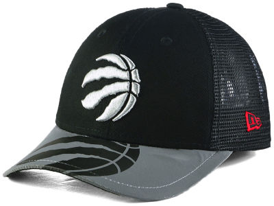 Toronto Raptors New Era NBA Youth Mega Flect Adjustable Cap