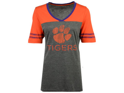 Clemson Tigers Colosseum NCAA Women's Mctwist T-Shirt