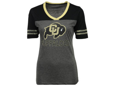 Colorado Buffaloes Colosseum NCAA Women's Mctwist T-Shirt