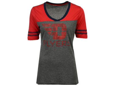 Dayton Flyers Colosseum NCAA Women's Mctwist T-Shirt