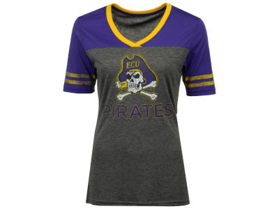 East Carolina Pirates Colosseum NCAA Women's Mctwist T-Shirt