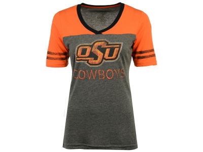 Oklahoma State Cowboys Colosseum NCAA Women's Mctwist T-Shirt