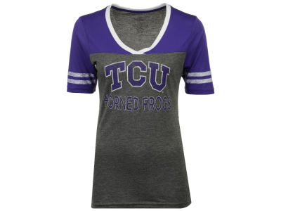 Texas Christian Horned Frogs Colosseum NCAA Women's Mctwist T-Shirt