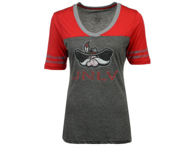 UNLV Runnin Rebels Colosseum NCAA Women's Mctwist T-Shirt
