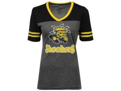 Wichita State Shockers Colosseum NCAA Women's Mctwist T-Shirt