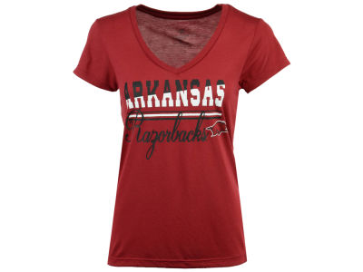 Arkansas Razorbacks Colosseum NCAA Women's PowerPlay T-Shirt