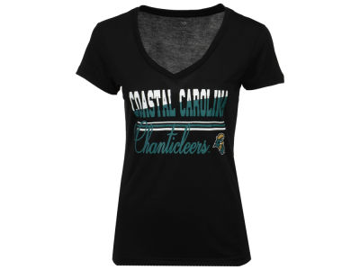 Coastal Carolina Chanticleers Colosseum NCAA Women's PowerPlay T-Shirt