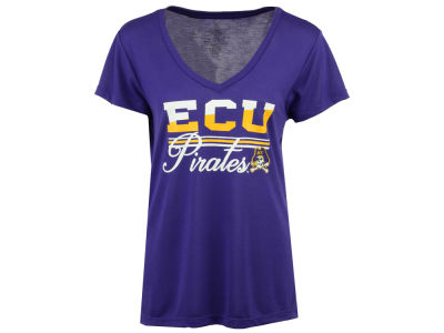 East Carolina Pirates Colosseum NCAA Women's PowerPlay T-Shirt