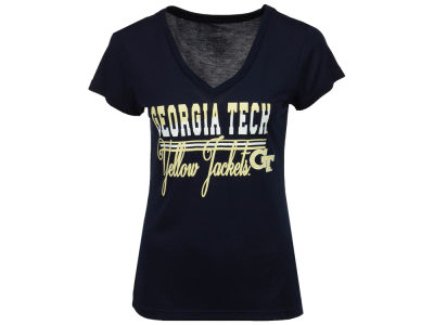 Georgia-Tech Colosseum NCAA Women's PowerPlay T-Shirt