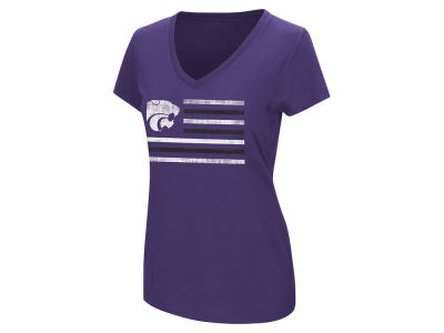 Kansas State Wildcats Colosseum NCAA Women's PowerPlay T-Shirt