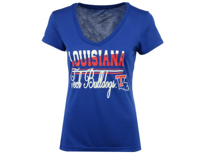 Louisiana Tech Bulldogs Colosseum NCAA Women's PowerPlay T-Shirt