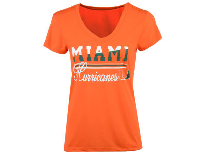 Miami Hurricanes Colosseum NCAA Women's PowerPlay T-Shirt