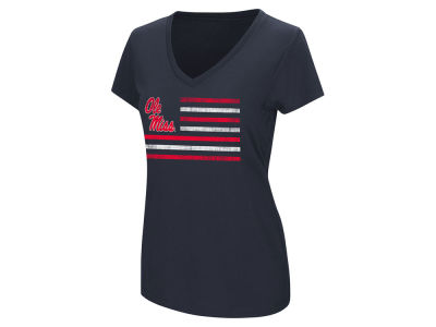 Ole Miss Rebels Colosseum NCAA Women's PowerPlay T-Shirt