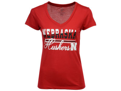 Nebraska Cornhuskers Colosseum NCAA Women's PowerPlay T-Shirt