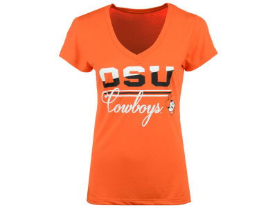 Oklahoma State Cowboys Colosseum NCAA Women's PowerPlay T-Shirt