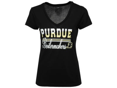 Purdue Boilermakers Colosseum NCAA Women's PowerPlay T-Shirt