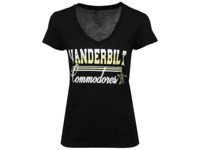 Vanderbilt Commodores Colosseum NCAA Women's PowerPlay T-Shirt