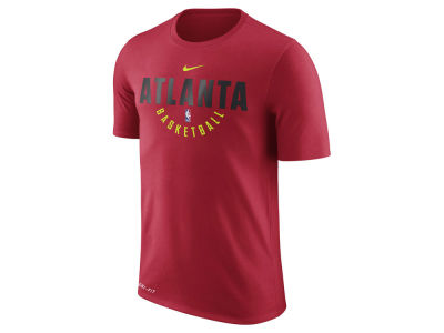 Atlanta Hawks Nike NBA Men's Dri-Fit Cotton Practice T-Shirt