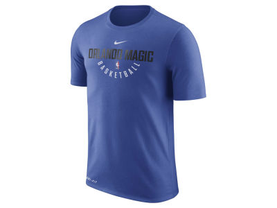 Orlando Magic Nike NBA Men's Dri-Fit Cotton Practice T-Shirt