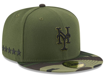 New York Mets New Era 2017 MLB Youth Memorial Day 59FIFTY Cap