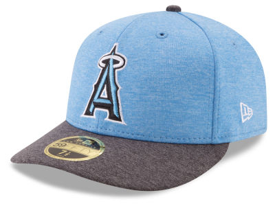 Los Angeles Angels New Era 2017 MLB Low Profile Father's Day 59FIFTY Cap