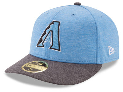 Arizona Diamondbacks New Era 2017 MLB Low Profile Father's Day 59FIFTY Cap