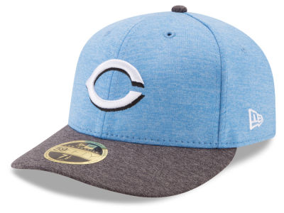 Cincinnati Reds New Era 2017 MLB Low Profile Father's Day 59FIFTY Cap